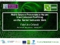 Multi-Source Provenance-Aware User Interest Profiling on the Social Semantic Web