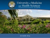 UMHS St. Kitts Full Presentation