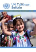 UN Tajikistan - Children's Day Special Issue