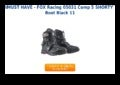 Unbeatable price   fox racing 05031 comp 5 shorty boot black 11