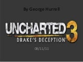 Uncharted3  power point presentaion