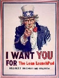 Uncle sam lean launch pad