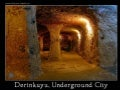Underground City of Derinkuyu
