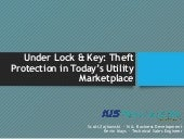Webinar: Under Lock & Key; Theft Pr...