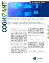 Understanding Cloud Security Challe...