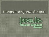 Understanding java streams