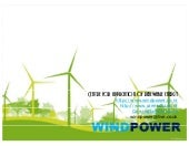 Understanding wind power made easy