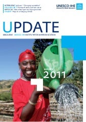WATER ISSUES - UPDATE January-2011