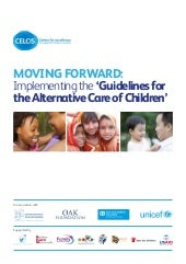 'Moving Forward: Implementing the '...