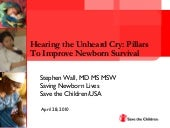 Hearing the Unheard Cry: Pillars To...