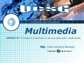 Principios Multimedia