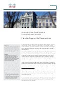 University of Bern case study