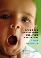 UNICEF - A call to action