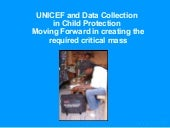 UNICEF - child protection indicators