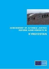 Assessment of Juvenile Justice Refo...