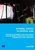 Juvenile Justice in Central Asia