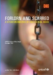 Forlorn and scarred - A situation a...