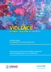 Ending Violence against Children in...