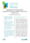 Preparing for an Uncertain Future: Expanding Social Protection for Children in Eastern Europe and Central Asia