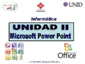 Unidad iv power point