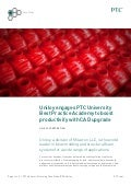 Uniloy engages PTC University Best Practice Academy to boost productivity with CAD upgrade. [Training Case Study]