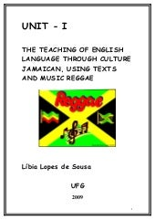 THE TEACHING OF ENGLISH LANGUAGE TH...