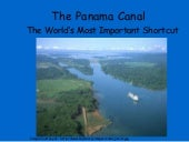 Unit 6 Panama Canal Great Powerpoint