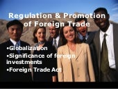 Unit v   regulation and promotion o...