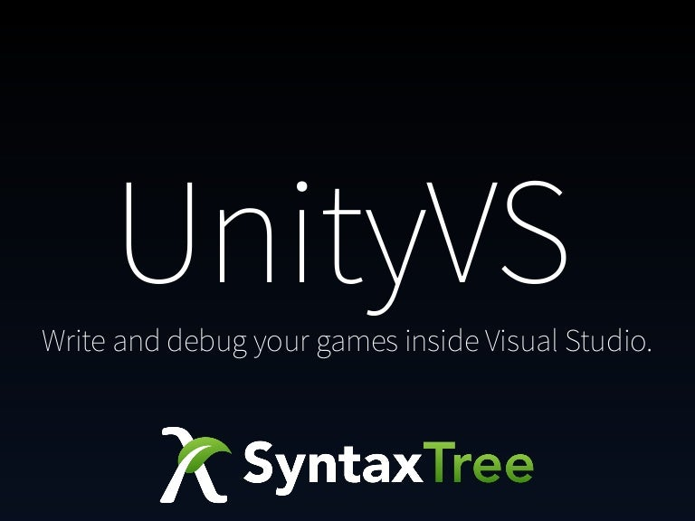UnityVS Logo
