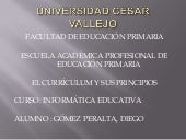 Universidad Cesar Vallejo