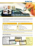 HCLT Brochure: Unload your Private Label Credit Card Support Services