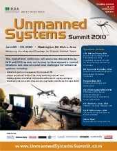 Unmanned Systems Summit Brochure