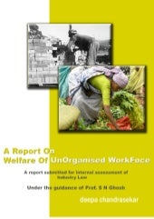 Unorganised Workforce In India