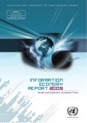 United Nations - Information Econom...