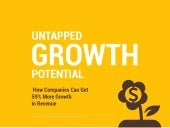 Untapped Growth Potential: How Companies Can Get 59% More Growth in Revenue