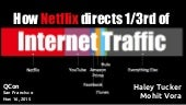 How Netflix Directs 1/3rd of Internet Traffic
