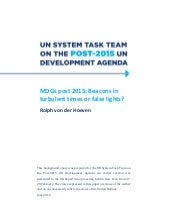 Un tsk team on post 2015