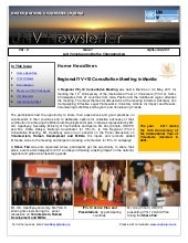 UN Volunteers (UNDP India) Newslett...