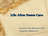 Aging Out of the Foster Care System