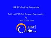 Upsc guide civil services examination1