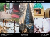 Urban and Rural sanitation in india
