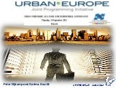 Kourtit - Urban foresight - 15-09-2011