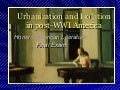 Urbanization And Isolation In Post WW1 America (2009)