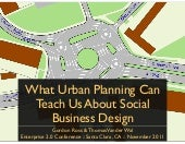 What Urban Planning Can Teach Us Ab...