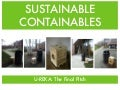 Sustainable Containers