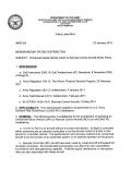 USAG Red Cloud Command Policy 5-05 UVA or RCA Policy