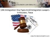 USA Immigration Visa Types And Immi...