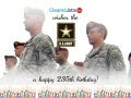 Happy 235th Birthday US Army