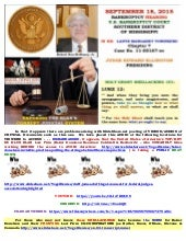 U S BANKRUPTCY HEARING AUDIO (Court Date 091815)