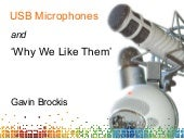 Usb microphones - Turbo talk